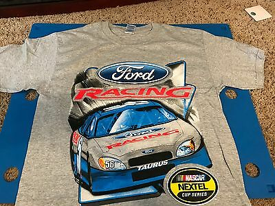 Brand New Large T-Shirt  Ford Racing Taurus (A022)