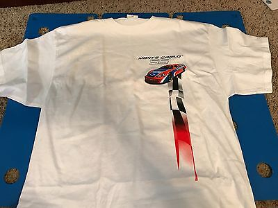 Brand New Large T-Shirt  Monte Carlo (A022)