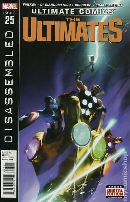 Ultimates (Marvel Ultimate Comics) #25A 2013 VF Stock Image