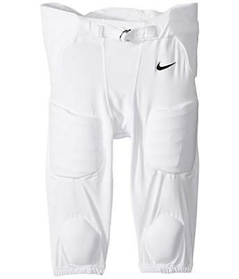 570b6dd0df53 New Nike Youth Boys White Recruit Integrated 2.0 Football Pants With Pads  Small