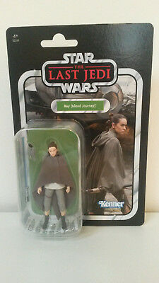 Star Wars Vintage Collection Rey Island Journey VC122 Kenner Hasbro Neu & OVP