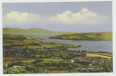"EIRE, old Ireland: Alte AK  ""Dingle, Co. Kerry"" coloriert"