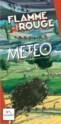 Flamme Rouge Board Game - Meteo Expansion