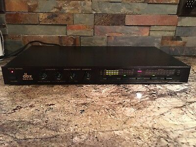 dbx 3BX-DS 3 band Dynamic Range Expander With Impact Restoration