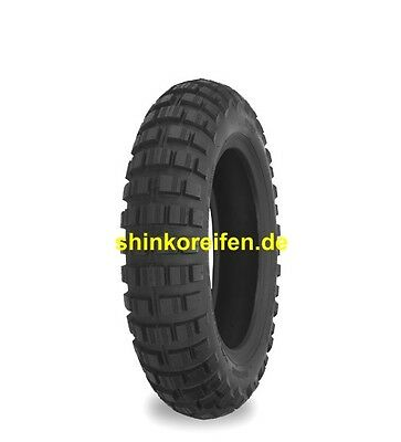 Shinko Cross Enduro Pneumatici 3.50-10 51J SR-421 Trial Honda Dax