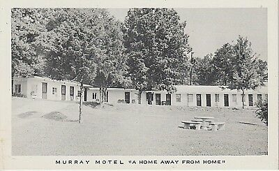 1940's The Murray Motel in Cleveland, TN Tennessee PC