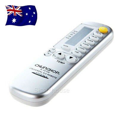 Universal Air Conditioner Remote Control AC Multibrand Airconditioning Aircon A
