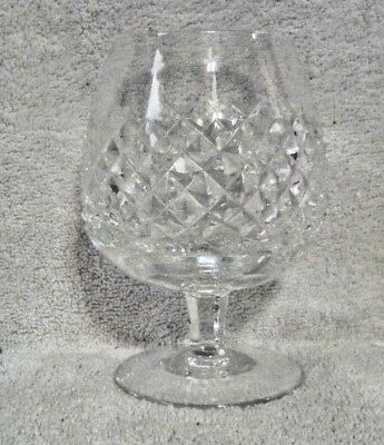 Waterford Crystal Alana Brandy Glass 5 1/8""