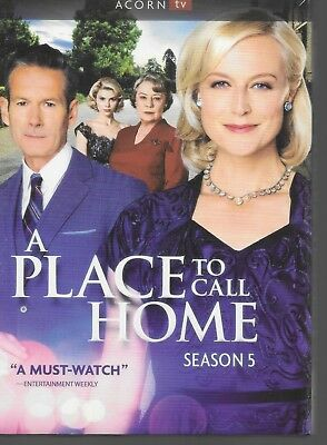 A Place to Call Home: Season 5 (DVD, 2018)