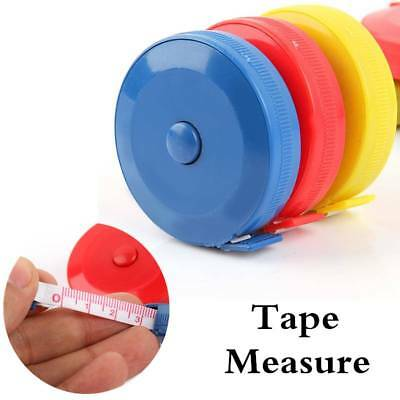 Retractable Body Measuring Ruler Tailor Sewing Cloth Tailor Tape Measure Tools