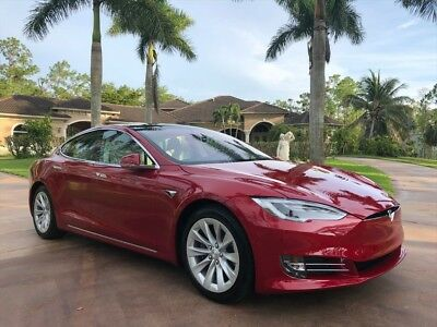2017 Model S 75D 2017 Tesla Model S 75D only 2K Miles, built 12/2017