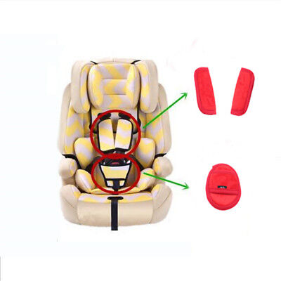 Kids Baby Car Auto Stroller Safety Seat Belt Shoulder Strap Cover Pad Cushion