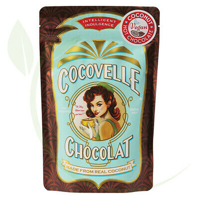 COCOVELLE - Coconut Hot Chocolate Chocolat 260g