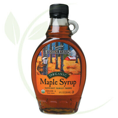 COOMBS FAMILY FARMS - Maple Syrup Grade A 236ml