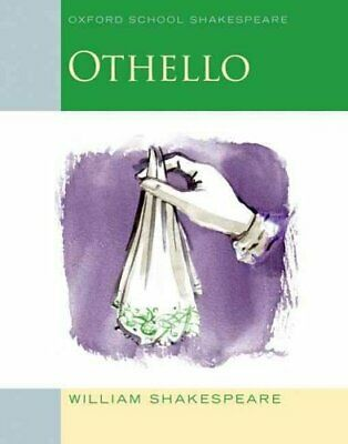 Oxford School Shakespeare: Othello by William Shakespeare 9780198328735