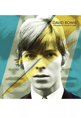 "David Bowie ""Shape Of Things To Come"" 7"" Yellow Vinyl Brand New"
