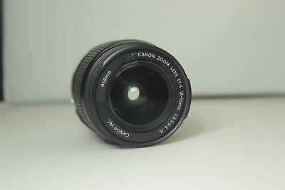 Canon Canon EF-S 18-55mm f/3.5-5.6 IS SLR Zoom Lens SN:15.045