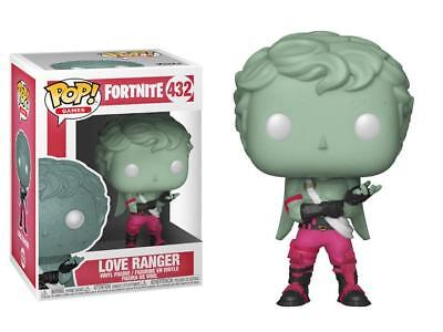 Funko Pop! Games Fortnite Love Ranger #432