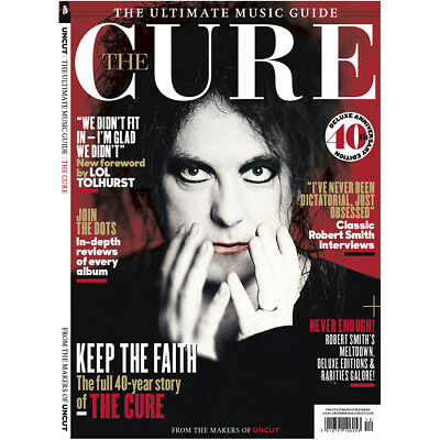The Cure - Uncut Ultimate Music Guide (New Magazine 2018)