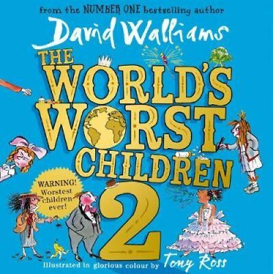 The World's Worst Children 2 by David Walliams (CD-Audio, 2017)