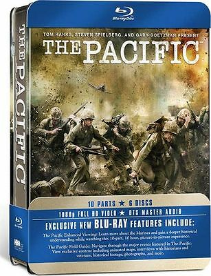 The Pacific - Complete HBO Series [New Blu-ray]