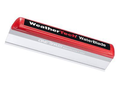 WeatherTech WaterBlade - Non-Scratch Silicone Squeegee for Safe Water Removal