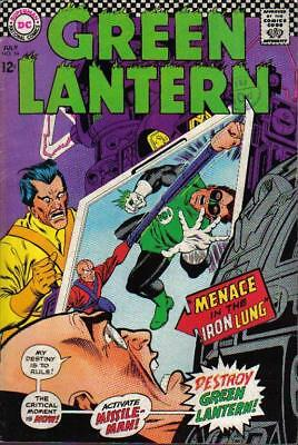 Green Lantern Issue 54 By Dc Comics