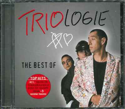 "TRIO ""Triologie - The Best Of Trio"" CD"