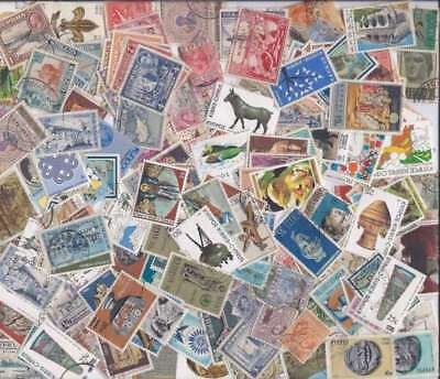 Cyprus Stamp Collection - 200 Different Stamps
