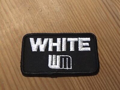 White Tractors Patch