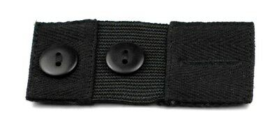 4 Waist Band Extenders for Weight Gain/Maternity Pants & Skirts Fast Shipping