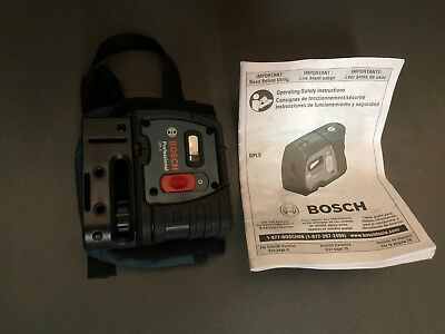 Bosch Gpl5R Self Measuring Laser Alignment Level Brand New No Box