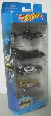 Batmobile The brave /& the Bold HW Batman Series HOT WHEELS hotwheels MIB SEALED