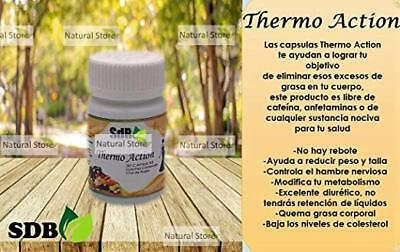 "Semilla de Brazil SdB ""Thermo Action"" Authentic Brasil Seed Supplement!"