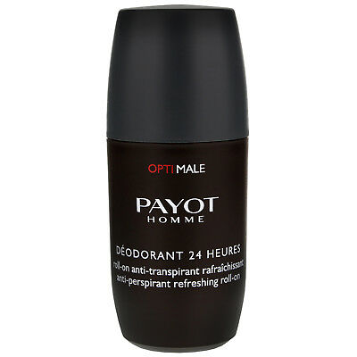 NEW Payot Paris Optimale Deodorant 24 Heures: Refreshing Roll On Antiperspirant