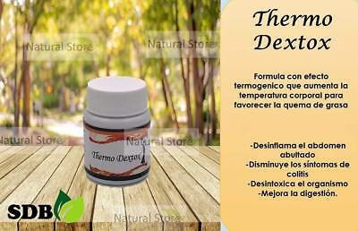 "Semilla de Brazil SdB ""Thermo Dextox"" Authentic Brasil Seed Supplement!"