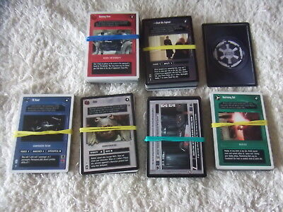 Star Wars The Darkside Trading Cards