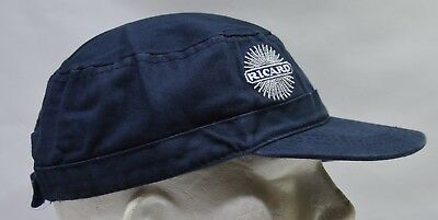RICARD Anis Staff casquette style marin broderie mixte taille unique neuf