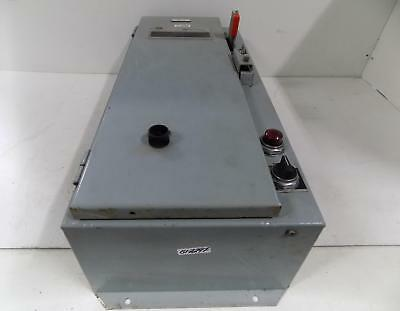 Ge Magnetic Starter Type 12 Enclosure