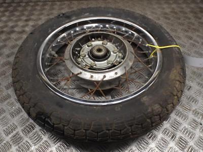 Suzuki GS450 GS 450 GA Suzuki Matic Rear Back Wheel 16""