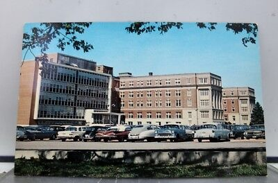 Rhode Island RI Providence Roger Williams General Hospital Postcard Old Vintage