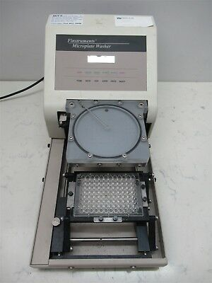 Finstruments Microplate Washer Syva MicroTrak EIA Autowasher Model EL403SY