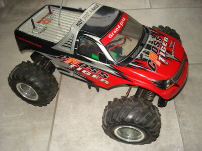 Carson Cross Tiger 4WD Monstertruck inkl. Fernbedienung