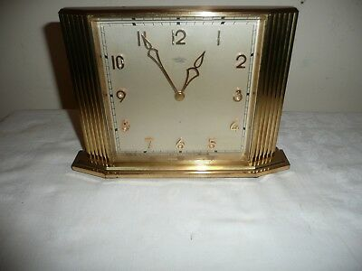 Vintage, Angelus Carillon, Swiss Made Mantle Clock,Needs Attention but Good Cond