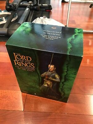 Sideshow Weta Elrond Statue Lord Of The Rings LOTR 1611/2000