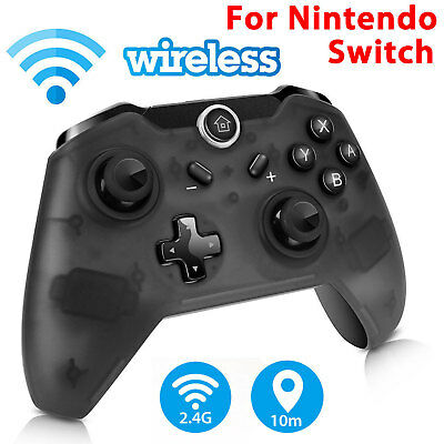 Wireless Pro Controller Gamepad Joypad Remote for Nintendo Switch Console New
