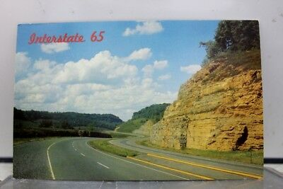 Scenic Interstate 65 Postcard Old Vintage Card View Standard Souvenir Postal PC