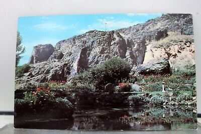 Scenic Warm Springs Creek Postcard Old Vintage Card View Standard Souvenir Post