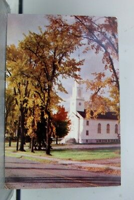 Scenic New England Landmark Postcard Old Vintage Card View Standard Souvenir PC