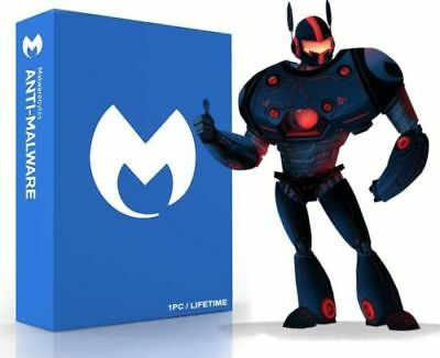 Malwarebytes Anti-Malware Premium Key | LIFETIME | 1 PC